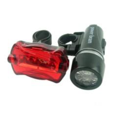 Передний и задний фонарь для велосипеда