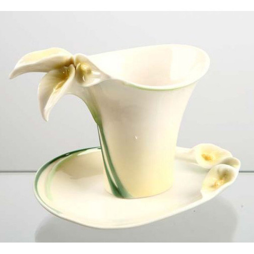 Чайный набор «Цветок счастья»