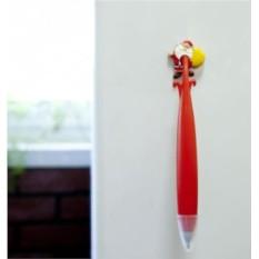 Шариковая ручка на магните «Дед Мороз»