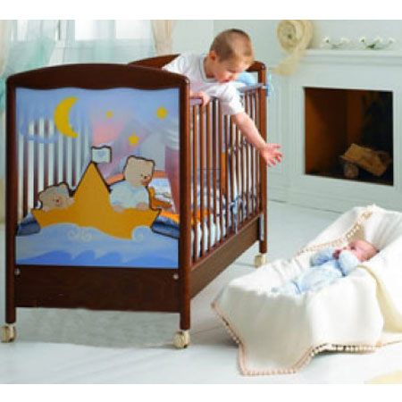 Детская кроватка Luna Di Miele