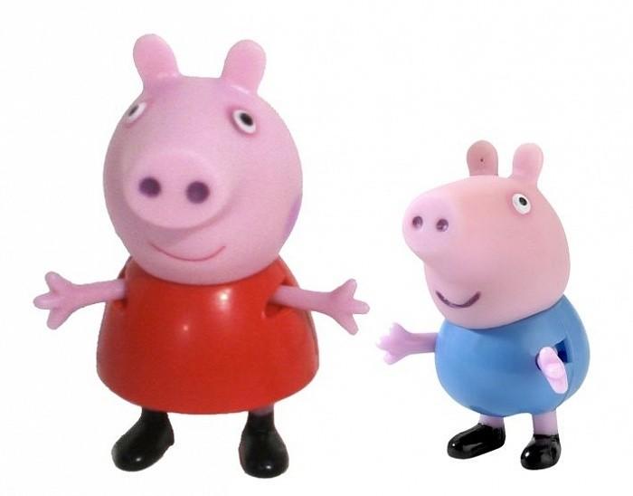 Игровой набор «Пеппа и Джордж», Peppa Pig