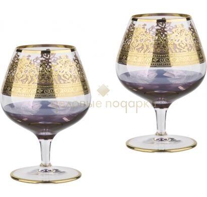 Набор из 2 бокалов для коньяка