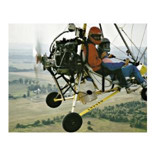 Полет на мотодельтоплане