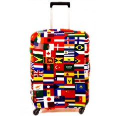 Чехол для чемодана Travel Suit Eco Интернациональ