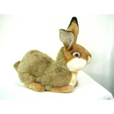 Мягкая игрушка Рыжий кролик от HANSA