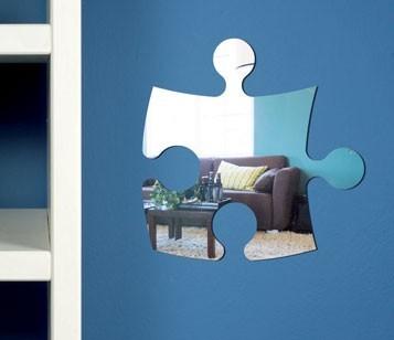 Декоративное зеркало Puzzle