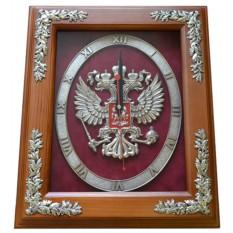 Настенные часы Моя Россия