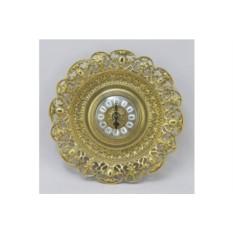 Настенные часы-тарелка Барокко