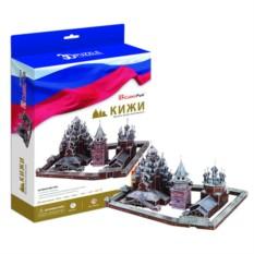 3D пазл Cubic Fun Кижи (Россия)