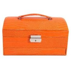 Оранжевая шкатулка для ювелирных украшений Calvani