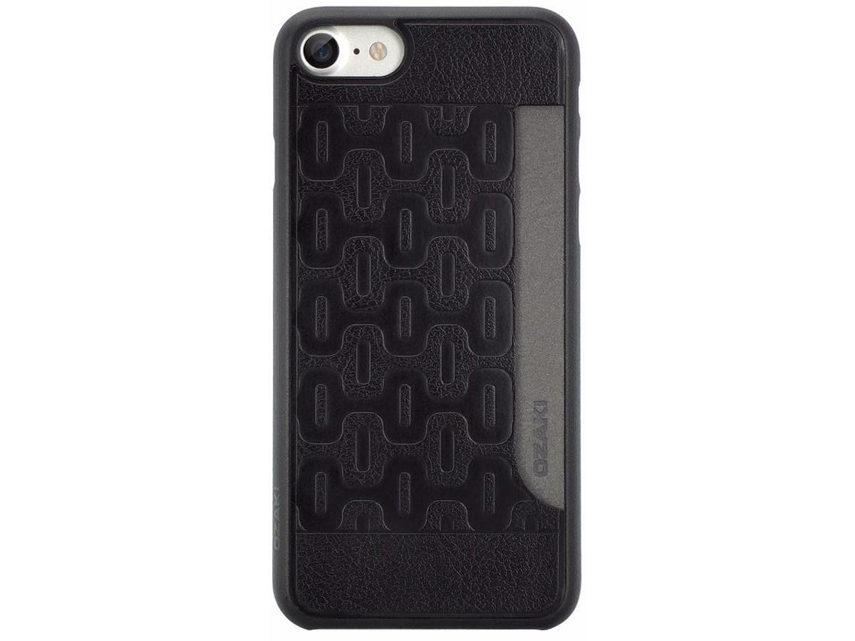 Чехол для iPhone 7 Ozaki O!coat 0.3 + Pocket Black