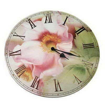 Часы РетроЦветок