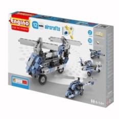 Конструктор Pico Builds Самолеты (12 моделей)