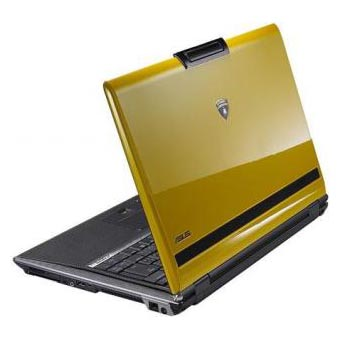 Ноутбук Asus Lamborghini Yellow VX2S-03YL