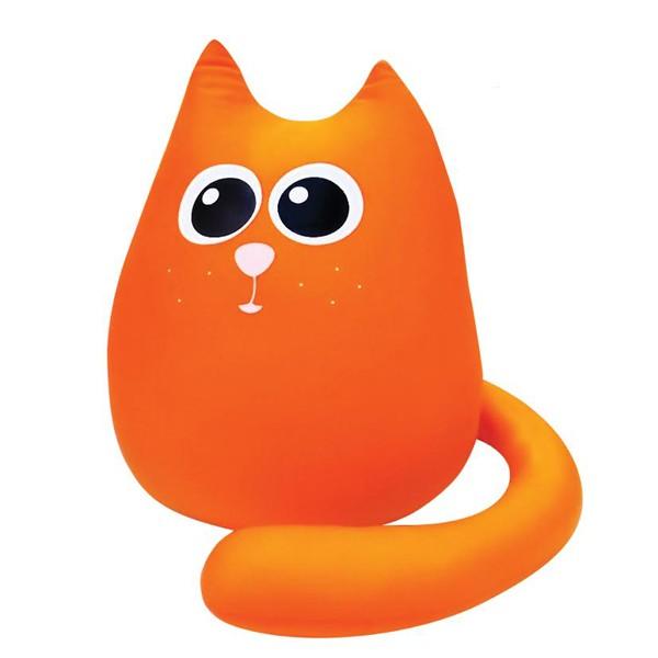 Мягкая игрушка-антистресс кот «Огонек»