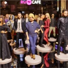 3D фигурка женщины – миниатюрная копия