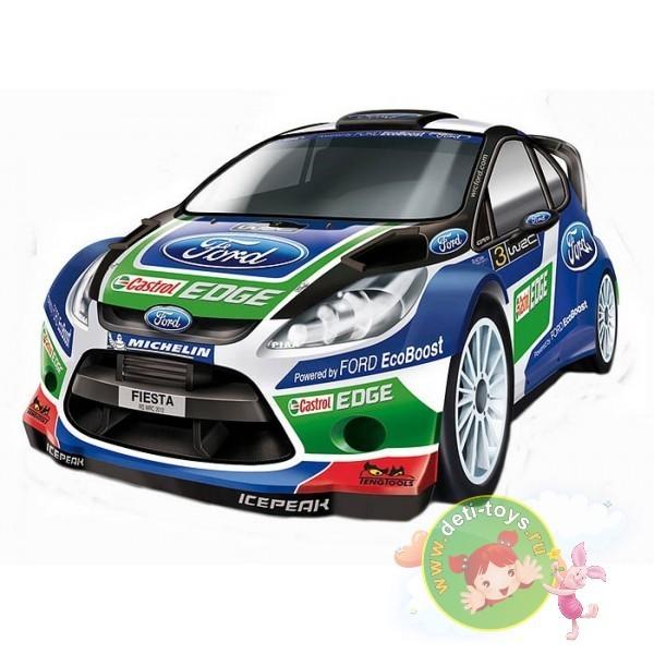 Машина на радиоуправлении FORD FIESTA WRC