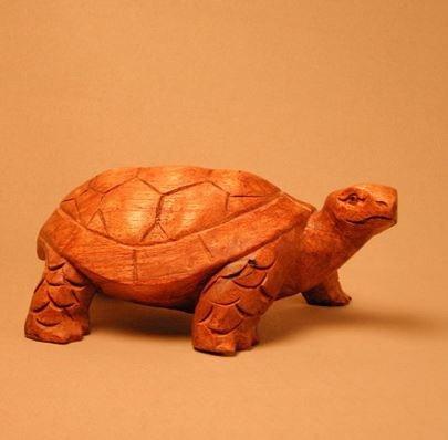 Мини-скульптура Черепаха