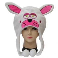Плюшевая шапка FNAF Бони