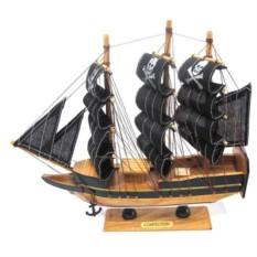 Корабль с пиратскими парусами Confection