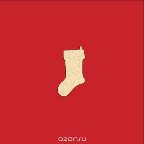 Фигурный дырокол Craft Premier Рождественский носок