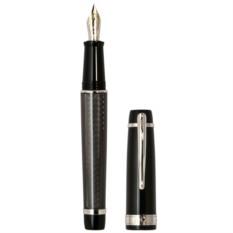 Чёрная перьевая ручка PAX с лакированным корпусом