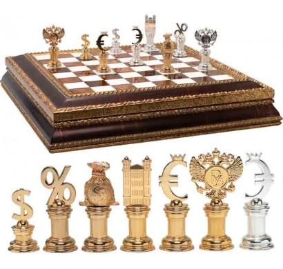 Денежные шахматы