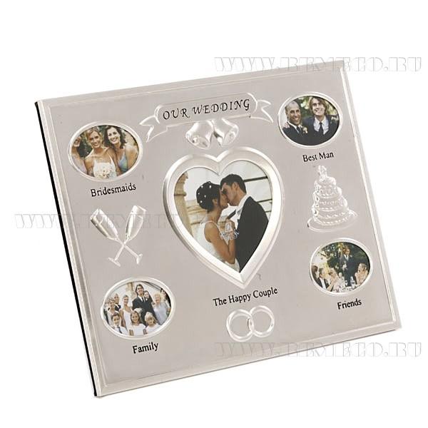 Свадебная фоторамка