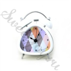 Настольные часы-будильник Rhombs