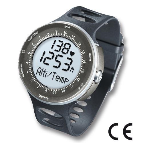 Часы-пульсотахометр Beurer PM90