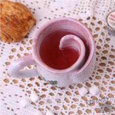 Чашка Розочка