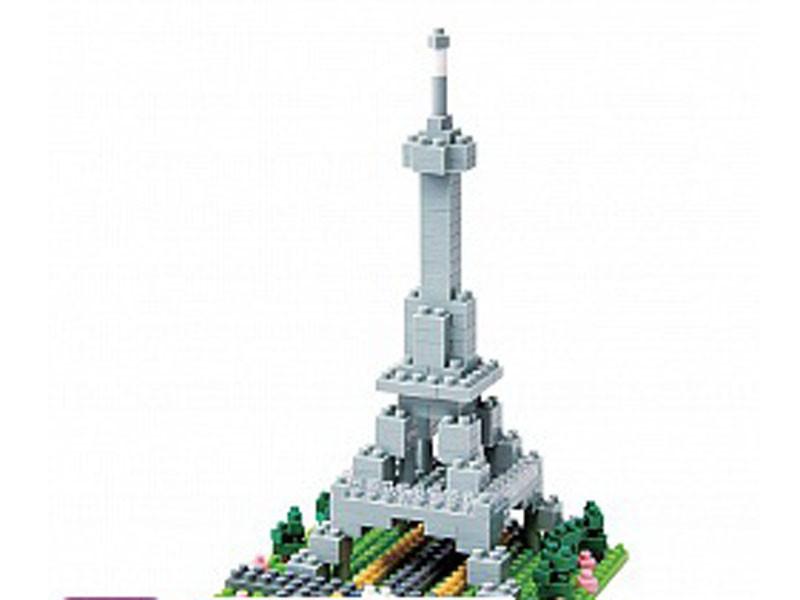 Головоломка Nanoblock Эйфелева Башня