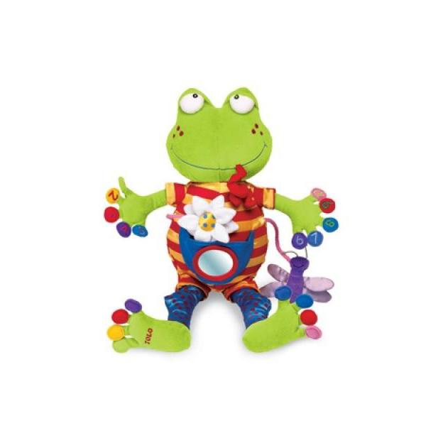 Развивающая игрушка «М-р Квак»