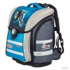 Голубой ранец McNeill Ergo Compact