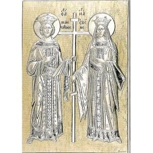 Икона Святые Константин и Елена