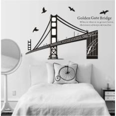 Декоративная наклейка Bridge