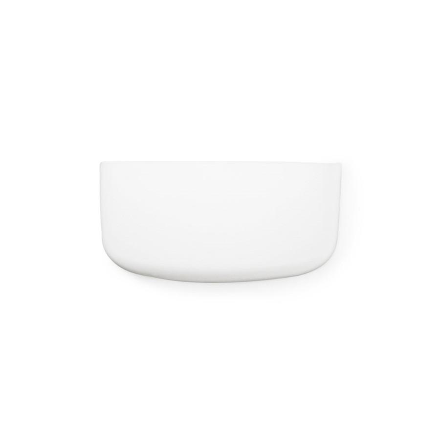 Белый настенный органайзер Pocket 1