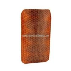 Чехол для IPhone 5 из кожи морской змеи
