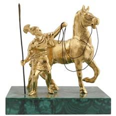 Пресс-папье Римский воин, в подарочной упаковке