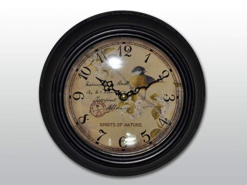 Настенные часы, круглые