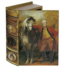 Набор шкатулок-фолиантов «Портрет лорда Лигонье» из 2-х шт.