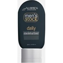 Мужской увлажняющий дневной крем для лица, Aubrey Organics