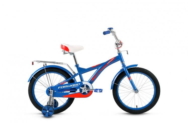 Детский велосипед Forward Rocky 18 boy