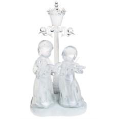 Светящееся украшение для интерьера Поющие ангелы