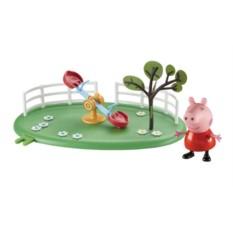 Игровой набор Качели-качалка Пеппы», Peppa Pig