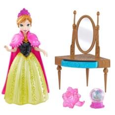 Кукла в наборе с аксессуарами Анна. Холодное сердце