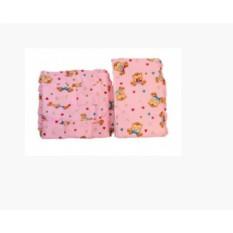 Бортик с карманом для кроватки Лялечка