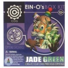 Набор для выращивания кристаллов «Зеленый жадеит»