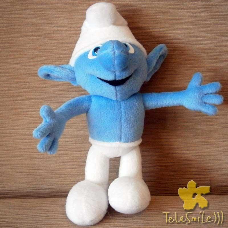 Говорящая игрушка Смурфик