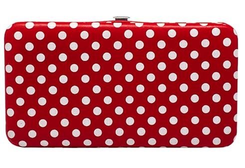 Красный кошелёк Pin up